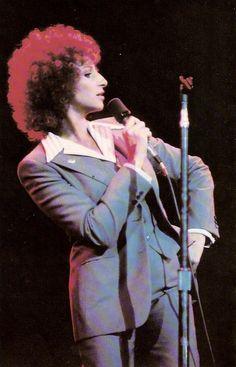 Barbra in 'A Star Is Born' 1976