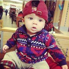 Omg omg omg KAIEN will look like him haha he is sooooo cuteeee
