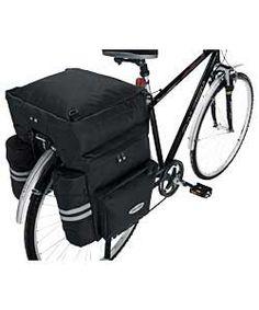 Raleigh Triple 28 Litre Bike Pannier.