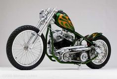 Tempting Fate by Paul Cox & Keino   Indian Larry Legacy   photo by Michael Lichter