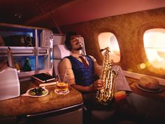 Find your work-life groove Emirates Business Class