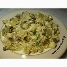 Compassionate Cooking: Vegetable Risotto