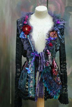 Bellatrix cardi lacy misterioso bohemio romántico