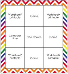 Spelling choice board differentiated for grades 2 5 teacher spelling choice board differentiated for grades 2 5 teacher time pinterest board language arts and language pronofoot35fo Choice Image