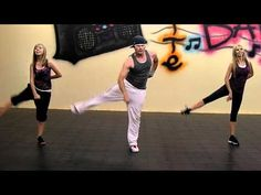 Give me Everything, Pitbull.  Zumba Fitness with Dale