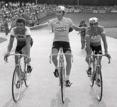 1974 > Raymond Poulidor, Eddy Merckx, Vicente Lopez-Carril
