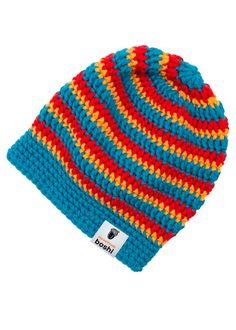 Spotlight.com.au: My Boshi Narita Beanie - free crochet hat pattern.