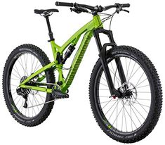 Diamondback Bicycles Catch 2 Full Suspension 275 Plus Mountain Bike Green 19Large * Be sure to check out this awesome product. (This is an affiliate link)