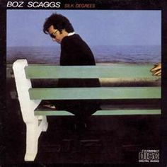 Boz Scaggs Albums,SILK DEGREES,a great album,which i also have in my collection.