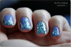 Colaborare 31 teme de manichiuri: 20. Glitter ~ By Dee make-up and more