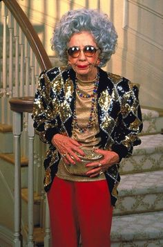 Grandma Yetta<3