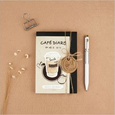 30 Pcs/pack Creative Cup of Coffee Shape coffee diary Postcard DIY Envelope Gift Birthday Card Mini Message Card Paper Bookmark #Affiliate