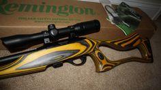 remington 597 yellow jacket : High Definition Background 3900x2194
