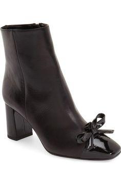 ca0affa9bbb kate spade new york  odelia  cap toe bootie (Women)