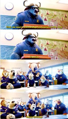 Zootopia|| Where's my water buffalo why don't I have a water buffalo