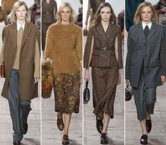 brown fedora fall winter 2016 outfit - Google Search