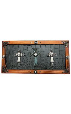 M Western Products® Framed Triple Cross | Cavender's Boot City