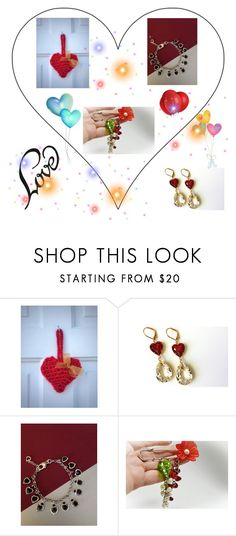 """""""Love"""" by artistinjewelry on Polyvore featuring vintage"""