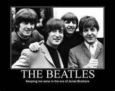 The Beatles - Funny pictures