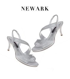 Newark is a mother of the bride favorite. We've seen women order them time and again for their children's weddings. Their top reactions? Super comfortable, pretty, and sexy!