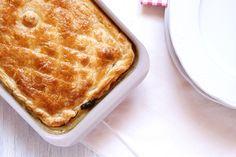 Empanada de pollo de Jamie Oliver.