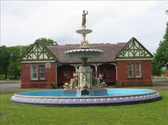 Old Aberdare Park - I wonder if this fountain is still there. Family Days Out, Cardiff, South Wales, Welsh, Fountain, Childhood, Mansions, Park, Google Search