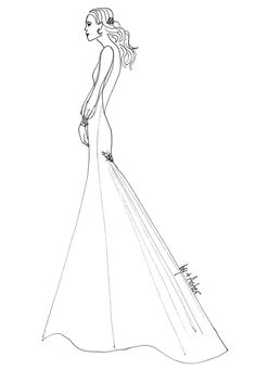 Ivy & Aster, Spring 2013 Collection. Click through to see what inspired the designer.