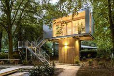 Galeria - Casa na Árvore Urbana / baumraum - 1