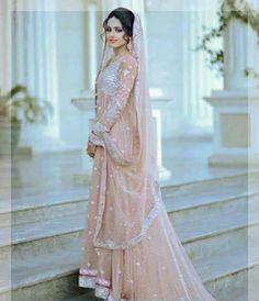 Pakistani bridal dress