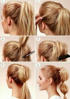 Burgu saç modeli