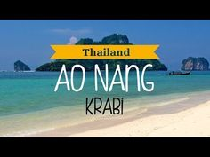 Happy in Thailand - Ao Nang, Krabi (GoPro Hero3) - YouTube