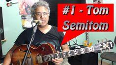 Vlog Livro Harmonia #1 - Tom- Semitom Matemática da Musica