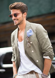 Mariano Di Vaio during New York Fashion Week