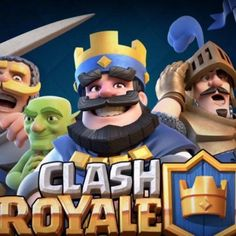 Clash Royale Great Apps, Real Time Strategy, Tower Defense, Battle Games, Clash Royale, The Clash, Mario