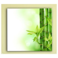 Tableau Bambou florissant