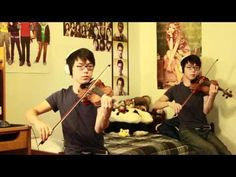 Jun Sung Ahn Violin Cover of Lucky by Jason Mraz & Colbie Caillat - could this be my processional song? Definitely a contender :) (start at 0:43)