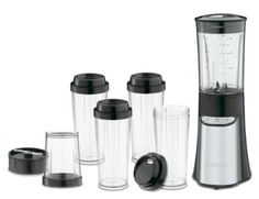 Cuisinart CPB-300 SmartPower 15-Piece Compact Portable Blending/Chopping System, for smoothies and frozen margaritas!