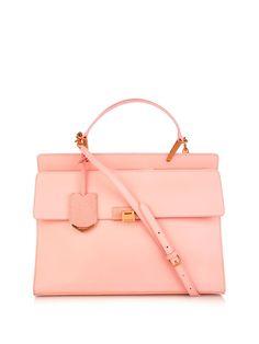 e72472a191 BALENCIAGA Le Dix Classic Cartable leather bag Big Handbags
