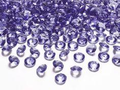 Dekor kristály 100db-os csomagban több színben