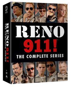 Reno 911!: The Complete Series