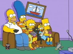 """1/14/2013: Today in History: 1990 - The Fox network's animated show The Simpsons premiered. """"D'oh!"""""""