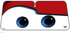 Risultati immagini per rayo mcqueen eyes Car Themed Parties, Cars Birthday Parties, Disney Cars Party, Disney Pixar Cars, Disney Birthday, Boy Birthday, Lightening Mcqueen, Race Car Party, Car Themes