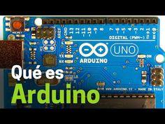 (21) Qué es Arduino y cómo crear un proyecto real - YouTube Arduino, Robot, Youtube, Fitness, Control System, Create, Blue Prints, Homemade Tools, Robots