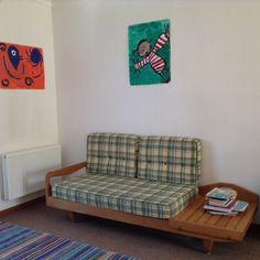 Les meubles VOTRE MAISON des designers Guillerme et Chambron.: Banquette Votre Maison de Guillerme et Chambron