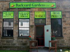 Backyard Gardens || Ohiopyle PA