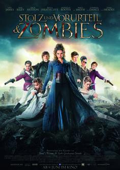 Stolz und Vorurteil & Zombies - blutleerer Zombie-Klamauk zum Roman-Bestseller - Review - https://www.horror-news.com/stolz-und-vorurteil-und-zombies-blutleerer-zombie-klamauk-zum-roman-bestseller-review/