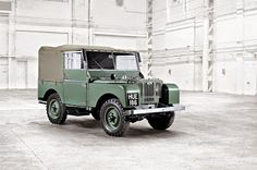 Land Rover Series I