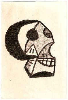 picasso skulls