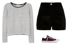 """Untitled #557"" by danieledepaula on Polyvore featuring MANGO, River Island and Converse"