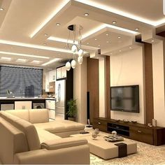 10 Modern Drawing Room Ceiling Designs With Pictures Drawing Room Ceiling Design, Interior Ceiling Design, Drawing Room Interior, House Ceiling Design, Ceiling Design Living Room, False Ceiling Living Room, Bedroom False Ceiling Design, Home Ceiling, Home Room Design